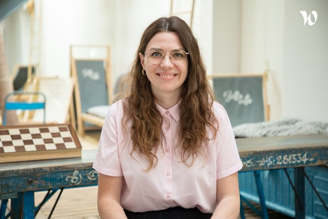 Rencontrez Aude, Software Engineer - Livi