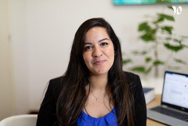 Rencontrez Anissa , Gestionnaire de paie  - PM Paye