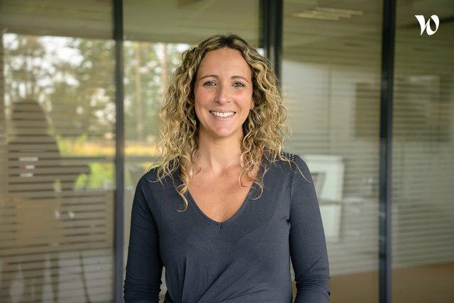 Rencontrez Sarah, Directrice générale et responsable des ressources humaines - GIE GPE