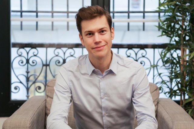 Rencontrez Florian, Co-Fondateur et CTO - Concord