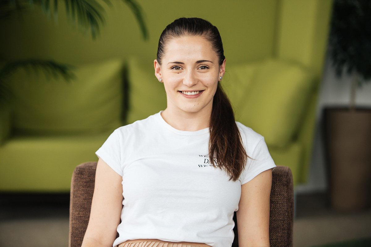Karolína Barcuchová, Marketing Trainee - GSK