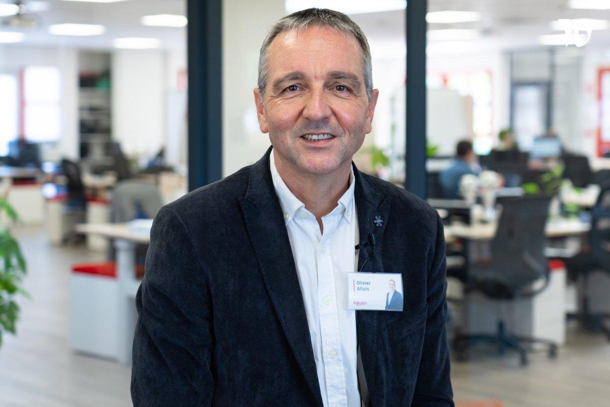Rencontrez Olivier Alluis, CEO - Rakuten DX