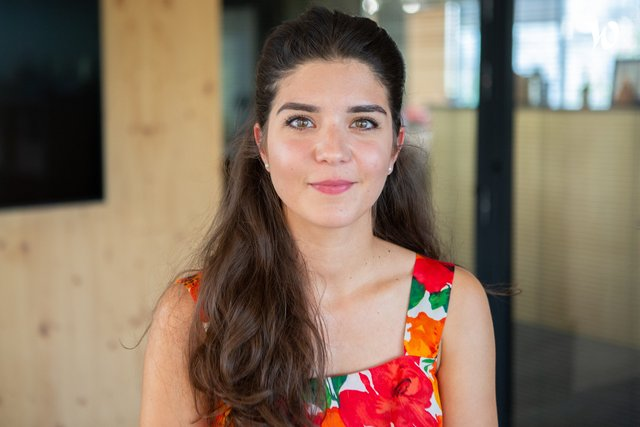 Rencontrez Julie, Directrice de Programmes Adjointe - WOODEUM
