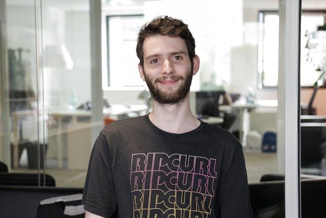 Rencontrez Romain, Développeur Front End - SFEIR