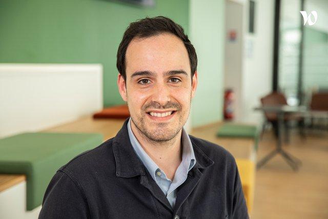 Rencontrez Fabien, Business developer  - Cellnex Telecom