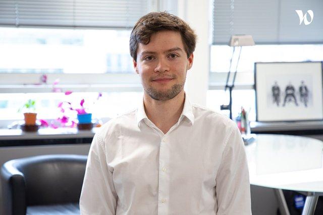Rencontrez Etienne, Directeur du développement - SDZ ProcessRéa