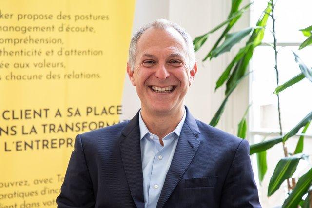 Rencontrez Eric, Partner en charge de l'offre Management de l'innovation - Talisker