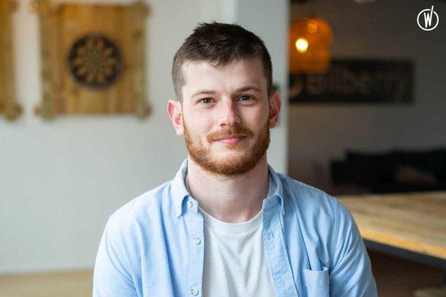 Rencontrez Loïc, AI Engineer - Bilberry