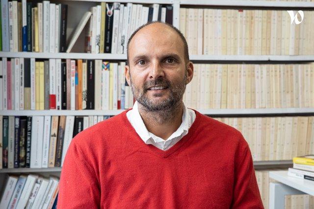 Rencontrez David, Fondateur de Recyclivre - Recyclivre.com