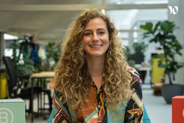 Rencontrez Mathilde, Responsable du développement & de la certification - B Corp France