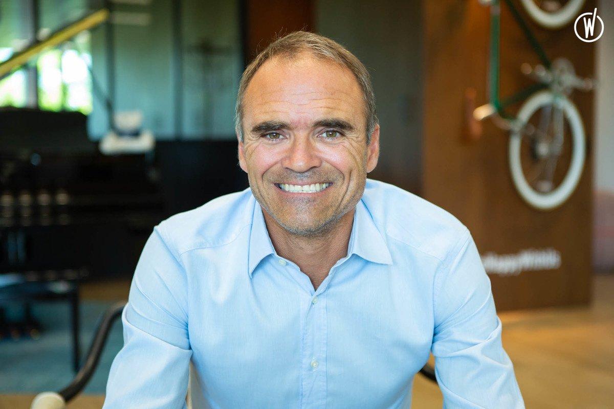 Rencontrez Laurent, Co-Président & Co-Fondateur La HSC - La Home Sweet Company