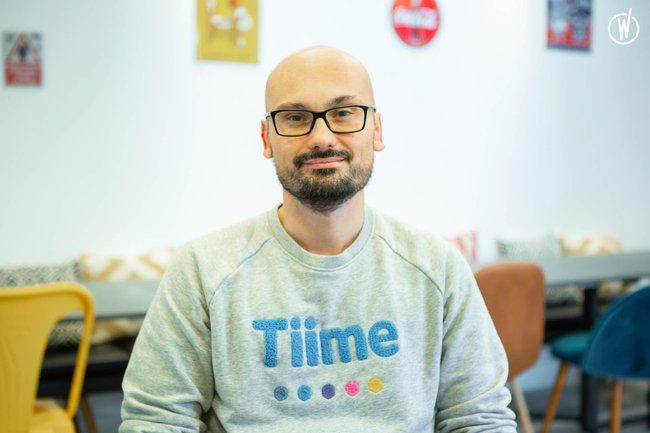 Rencontrez Matthieu, Account Manager - Tiime