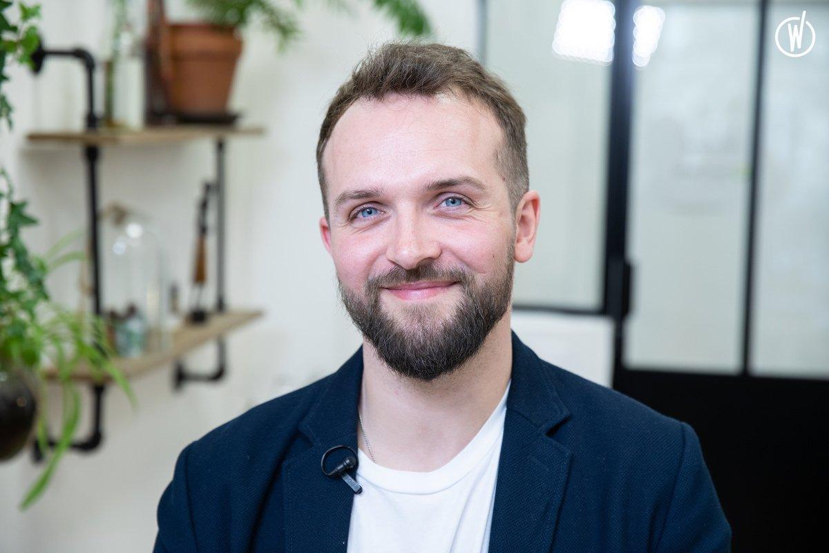 Rencontrez Sylvain, CTO - ONG Conseil France