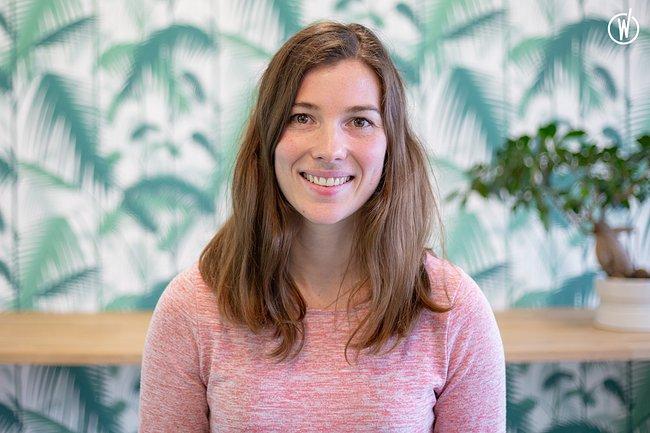 Meet Oriane, Sotfware development engineer - Stilla Technologies