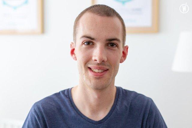 Rencontrez Pierre , Développeur Web - Nautilux