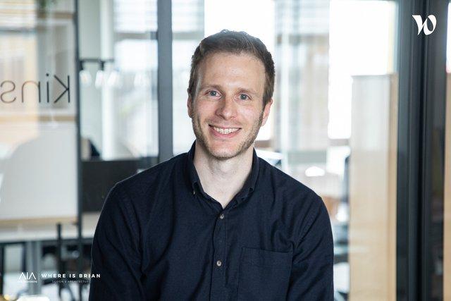 Rencontrez Fabien, Chef de Projet Digital chez O₂ - Oui Care