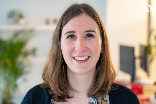 Rencontrez Laura, Customer Success Leader - Flatchr