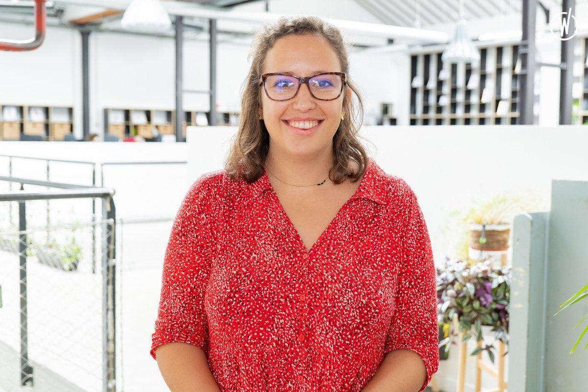 Rencontrez Chloé, Data Scientist - Owkin