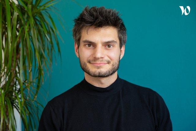 Rencontrez Lothaire, Directeur commercial - Impala