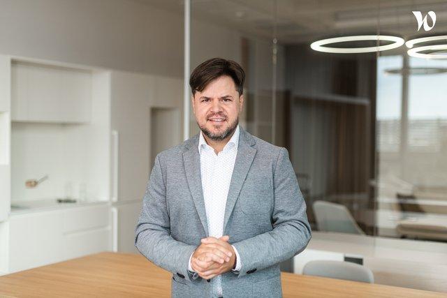Dalibor, Senior manažer, EY Law - EY Česká republika