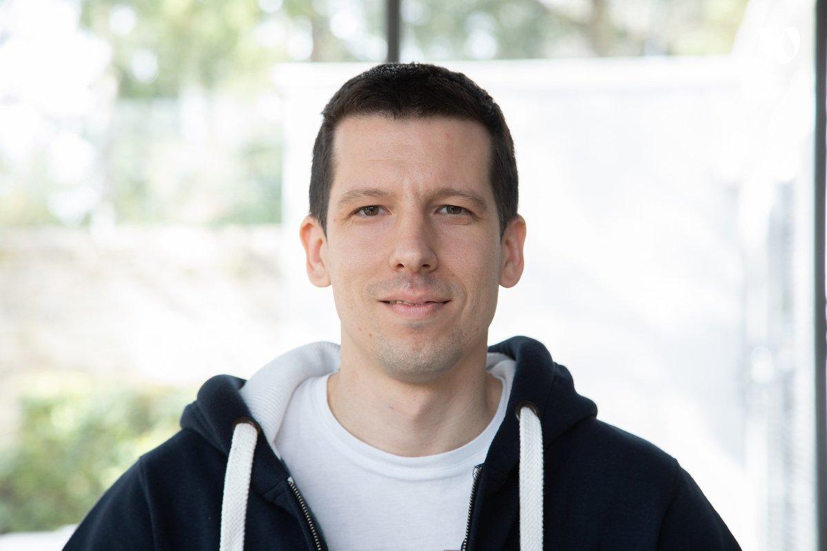 Rencontrez Max, Senior Product Manager - Dendreo