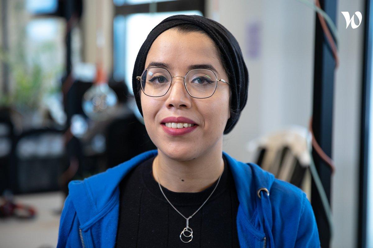 Rencontrez Chayma, Consultante Data - Neoxia