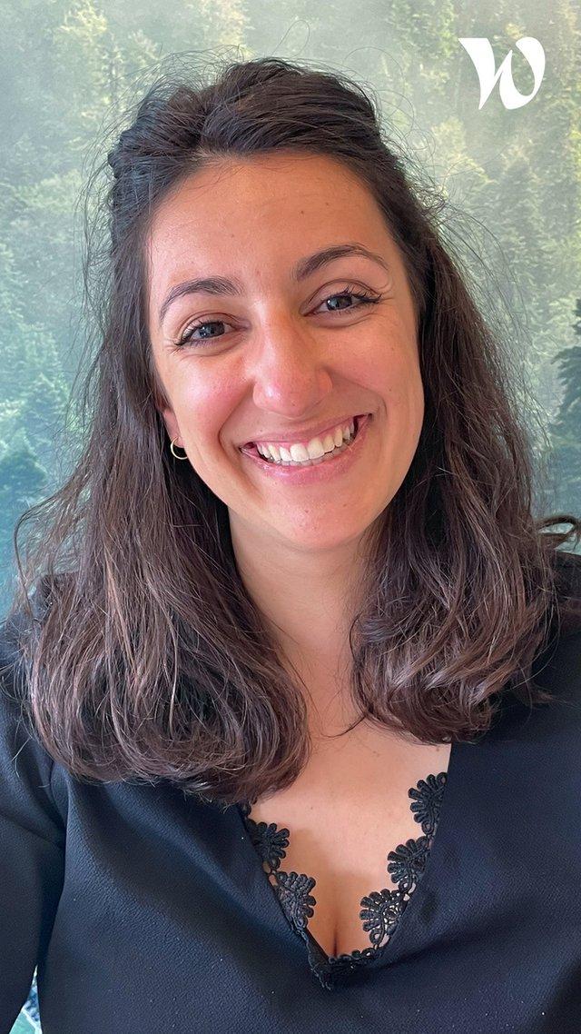 Rencontrez Alexandra, Customer Success Specialist - Whoz