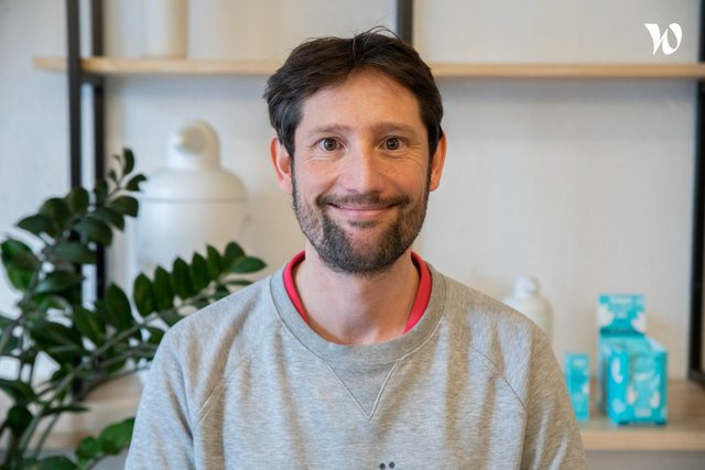 Rencontrez Gaétan, CO-Founder et Directeur Marketing - Rainbow