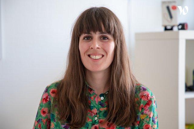 Rencontrez Anne Charlotte, Head of Marketing - Invoxia