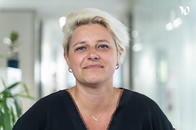 Rencontrez Alexandra, Responsable engagements - Memo Bank