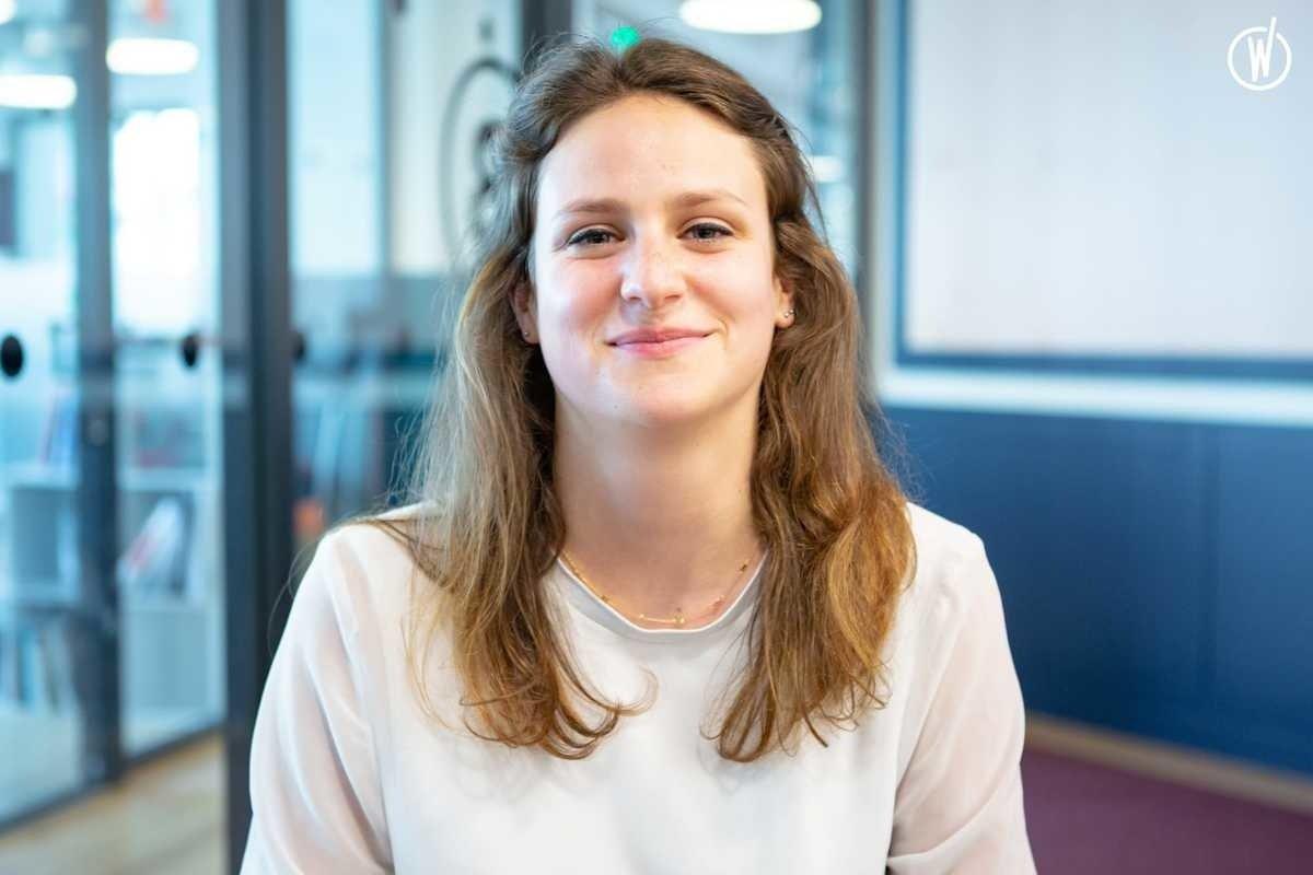 Rencontrez Audrey, Gestionnaire de Projets Labellisation - WiredScore