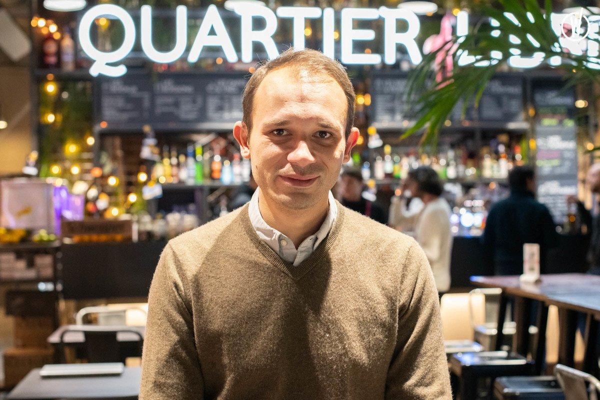 Rencontrez Alexandre, Président et co-fondateur - La Capucine