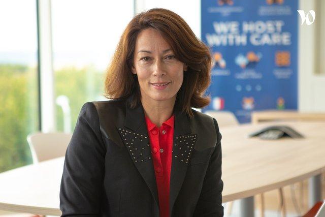 Rencontrez Caroline, Cofondatrice et Directrice Générale - IKOULA