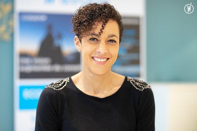 Rencontrez Vanessa, Collaboratrice Comptable - COGEP