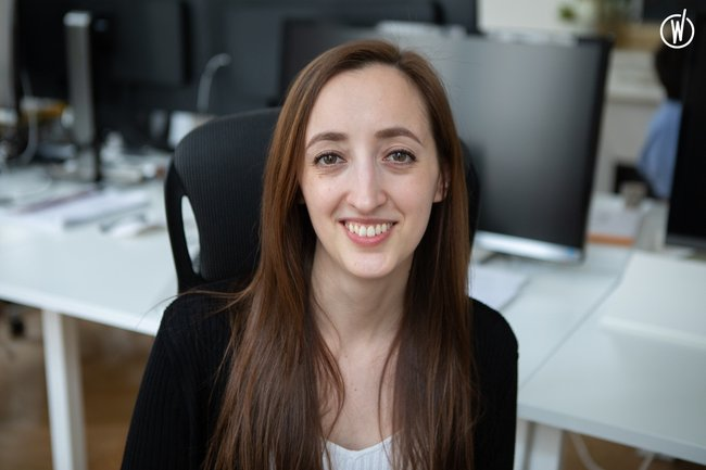 Meet Ilaria, Researcher - Zama