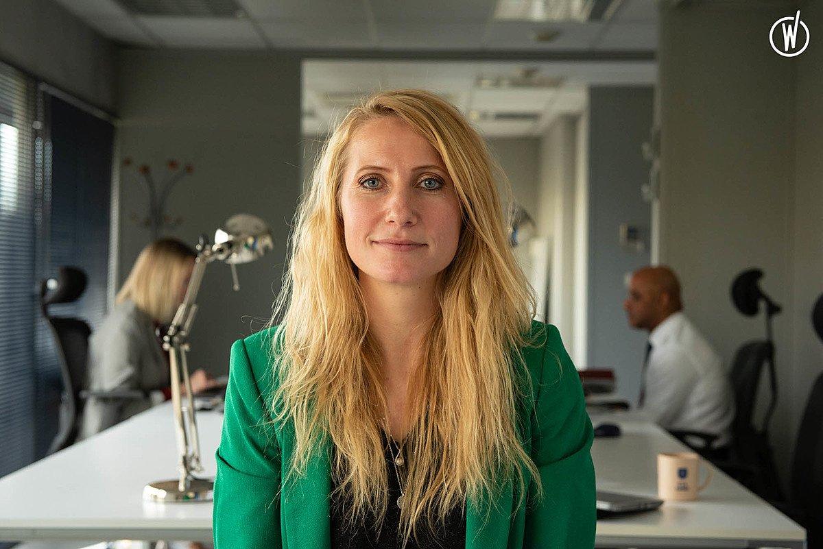Rencontrez Petra, Chef de projet  - CIS Valley