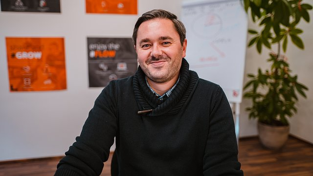 Miroslav Benek, Product Manager - EXPANDO