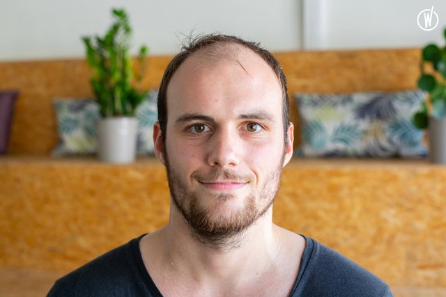 Rencontrez Thibault, VP Engineering - hemea (ex-Travauxlib)
