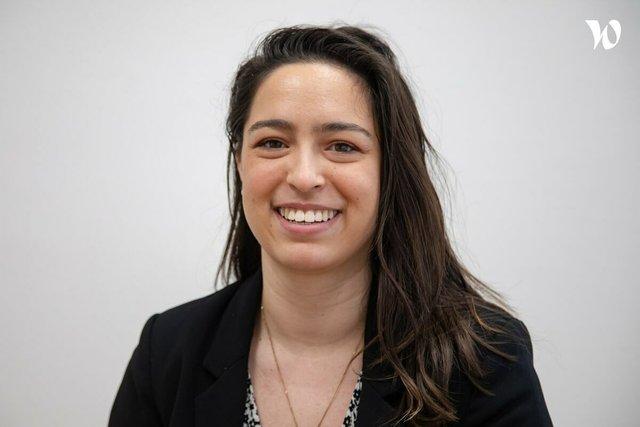 Rencontrez Mélissa, Manager au sein du pôle RH Social et paies - RSM