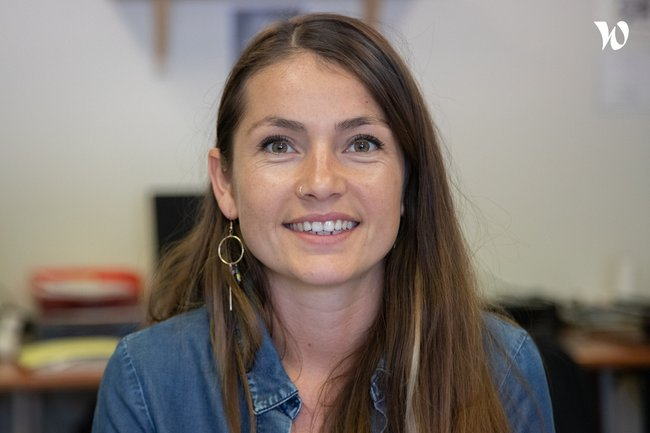 Rencontrez Tatiana, Responsable Commerciale - Agriz