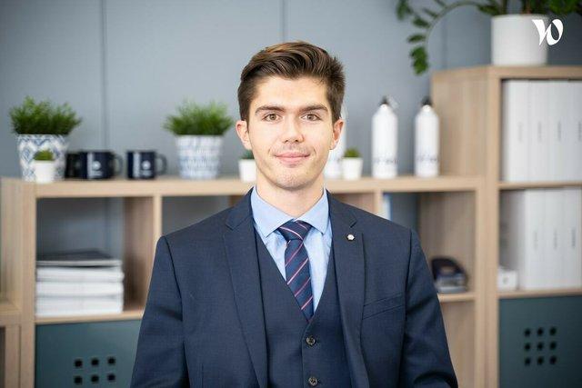 Rencontrez Nils, Ingénieur d'affaires - HEDON TECHNOLOGIES