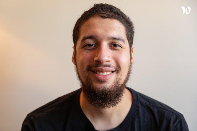 Rencontrez Julien, Développeur Full Stack - AddixWare