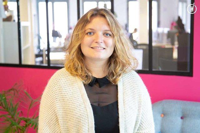 Rencontrez  Florence, Sales Manager - Shopmium