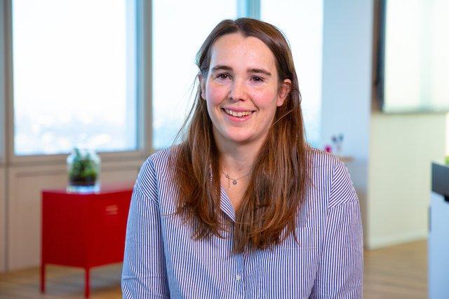 Rencontrez Delphine, Consultante Digital transformation Financial Services - EY