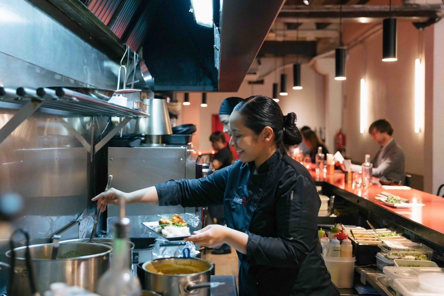Cooking Up a Storm in the Catalan capital: An Expat's Story