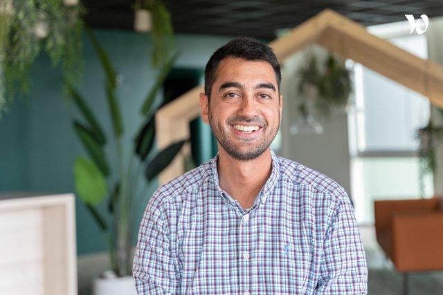Rencontrez Olivier, Co-fondateur - BOTdesign