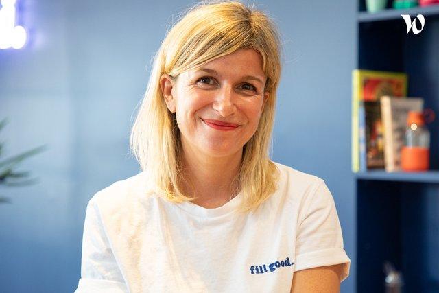 Rencontrez Florence, Co-fondatrice - Gobilab
