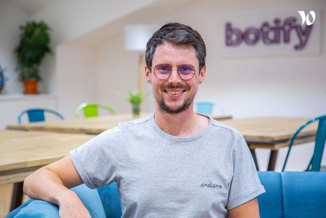 Meet Noël, Senior Software Engineer - Botify