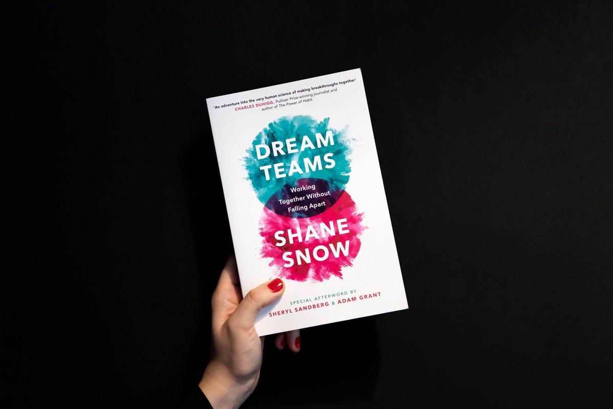 Dream teams Kľúč k vytvoreniu produktívnej spolupráce a tímu snov