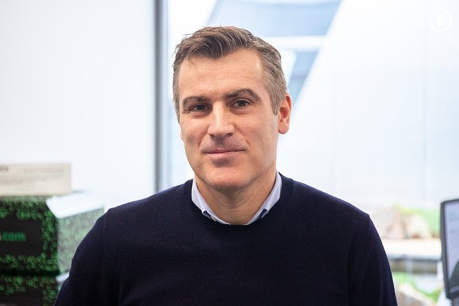 Rencontrez Denis, Head of Production - LivingPackets